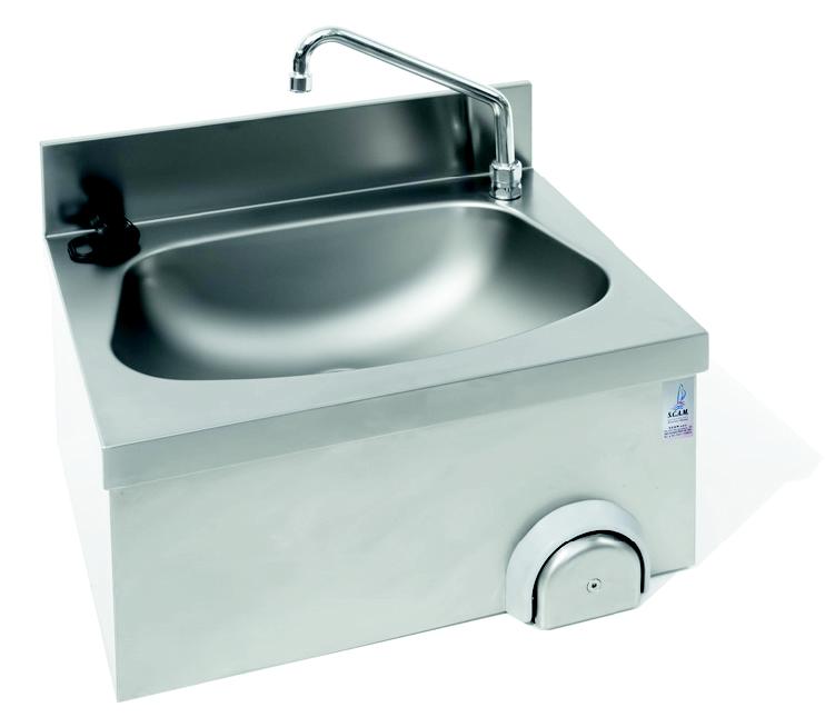 Arredattrezza lavaggio for Arredo inox crotone